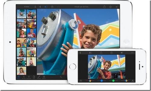 Apple presenta Photos como la nueva App de fotografías
