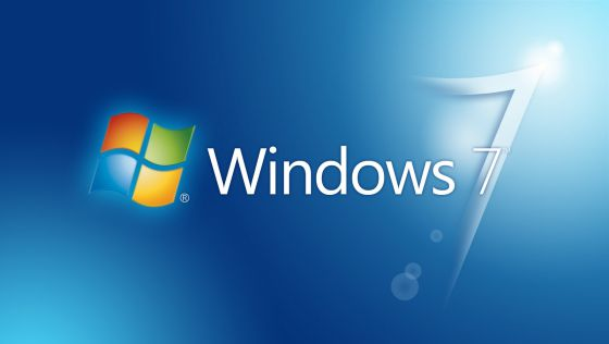 Logo de Windows 7