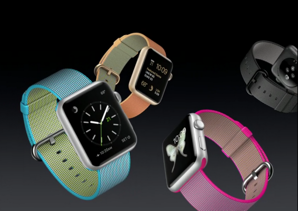 Apple Watch 2: Características, disponibilidad y precio