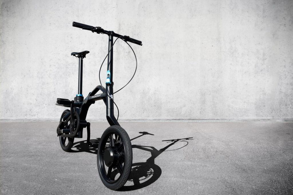 eF01, la nueva bicicleta eléctrica de Peugeot